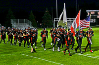 RED AND BLACK-HARVEST BOWL VS MPACT